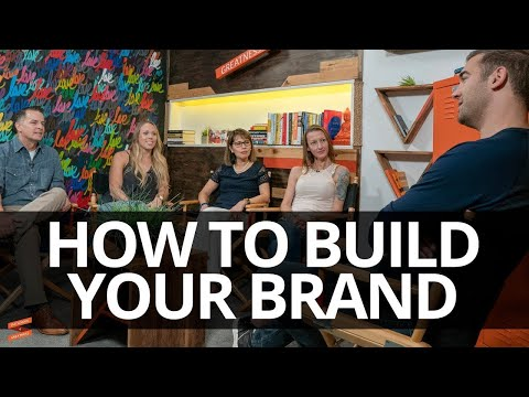 The Mindset and Discipline to Build a Brand and Business