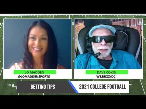 College Football Betting Tips and Power Ratings with Dave Cokin and Jo Madden   Sports Betting 101