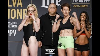 Bellator NYC Weigh-In Highlights - MMA Fighting