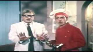Nagesh Evergreen Comedy In Pudhiya Paravai With Sivaji Ganesan