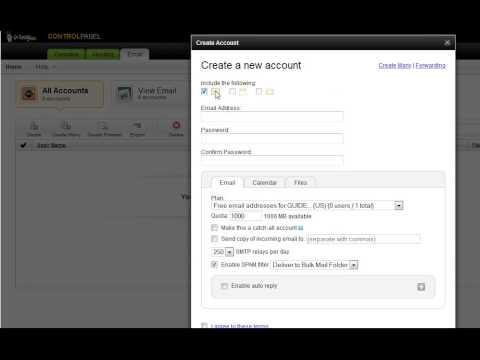 godaddy-.com-free-email-setup-and-login-tutorial