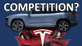Does Tesla Have Real Competition? + New All-Electric Vehicle Competitors