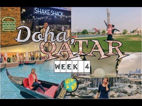 Doha, Qatar Travel Diary (WEEK 4)!!!!