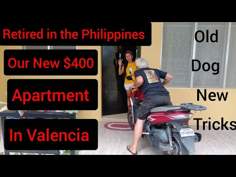 Our New $400 Apartment in Valencia Retired in the Philippines Old Dog New Tricks Philippines