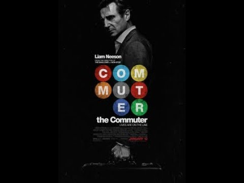 The Commuter Official Trailer #3 (2018) Liam Neeson, Vera Farmiga ActionThriller Movie HD