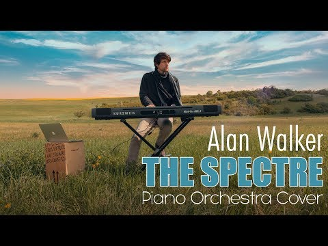 Alan Walker - The Spectre Piano Orchestra Cover