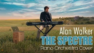 Download Alan Walker - The Spectre (Piano Orchestra Cover) Mp3 and Videos