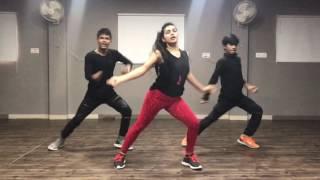 Sau tarah ke | Dishoom | choreography Sumit parihar (Badshah)