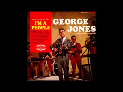 George Jones - I'm A People - Full Vinyl Album