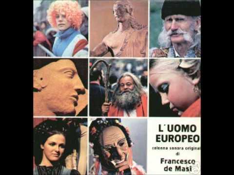 Francesco De Masi LUomo Europeo