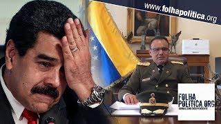 URGENTE: Coronel venezuelano abandona Maduro e reconhece Guaidó...