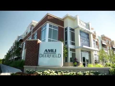 AMLI Deerfield Tour and Testimonials