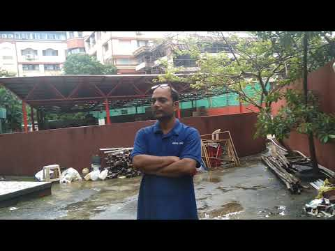Rainwater Harvesting at Royal College of Arts Science and Commerce, Thane