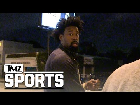 DeAndre Jordan -- Chris Bosh Should Come to Clippers ... 'I'll Come Off the Bench!'