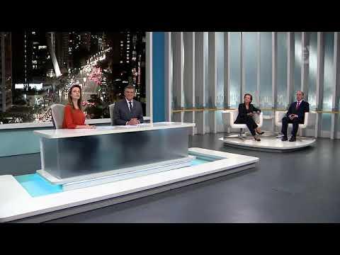 Ciro Gomes calou a entrevistadora Maria Lydia.