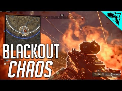 SURVIVING ABSOLUTE CHAOS - BLACKOUT Win Gameplay (Call of Duty: Black Ops 4)