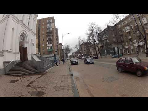 Odessa Church and Tram 16 02 2013