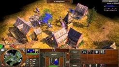 Age of Empires III - Das sind also die Franzosen - 1vs1 Multiplayer [Deutsch/HD]