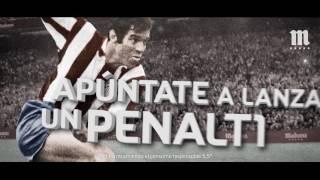 Penalti Cinco Estrellas | Luis Aragonés | Temporada 16-17