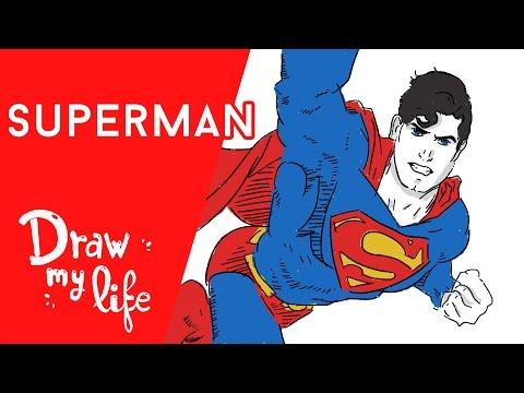 SUPERMAN - Draw My Life en Español