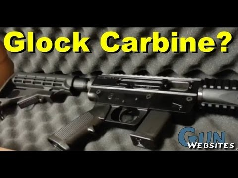 Glock Rifle? Just Right Carbine