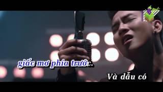Hoài Lâm - Chính Mình (Karaoke HD)
