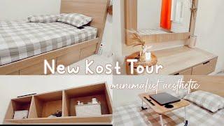 ROOM TOUR KOST AESTHETIC DI SEMARANG 2021| KOREAN STYLE
