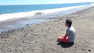 海の声が聞きたくて…。
