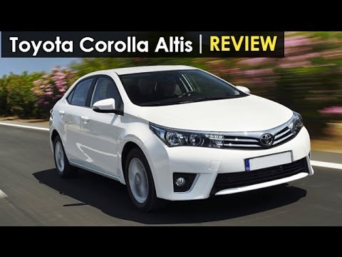 New Corolla Altis On Road Price Roof Rail Grand Avanza 2014 Toyota Review Features And More Top Speed