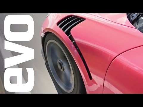 Porsche 911 GT3 RS dawn raid | evo DIARIES