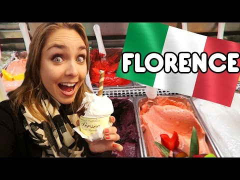 Finding the PERFECT gelato in Florence