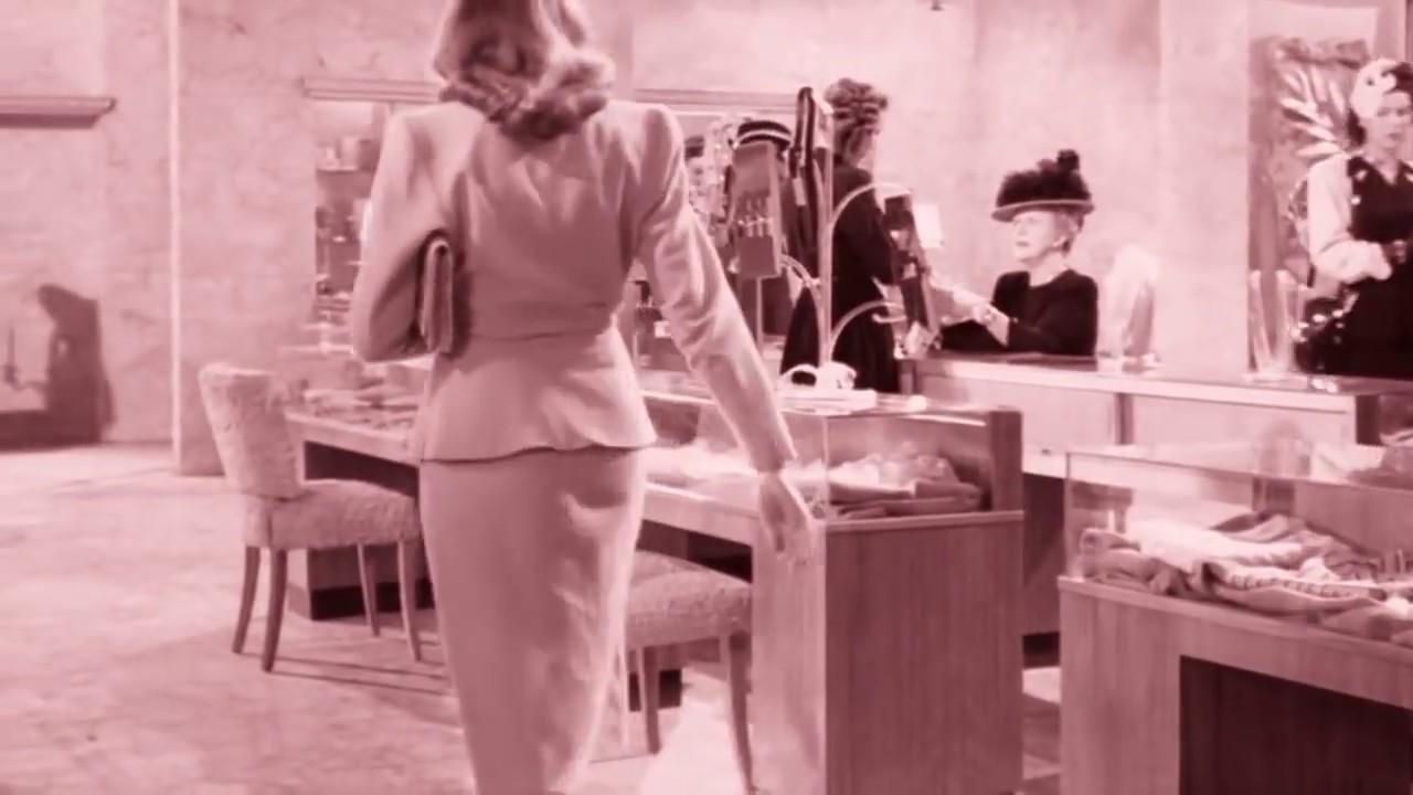 1940s Fashion  The Ladies Department  YouTube
