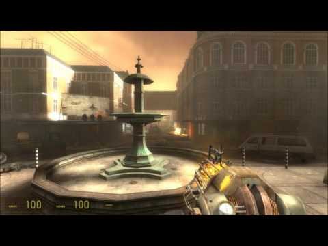 Half-life 2 - Avenue Odessa - Walkthrough