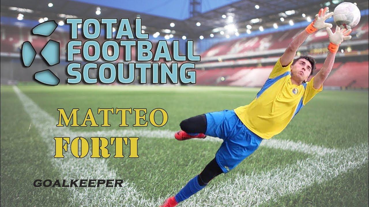 Matteo Forti (2001 Italian goalkeeper)