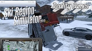 Reality Games: Ski Region Simulator 2012