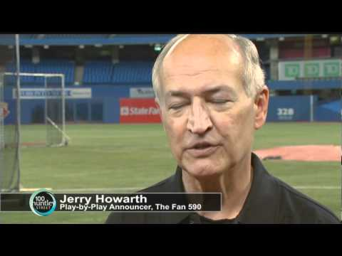Voice of the Blue Jays -- Jerry Howarth