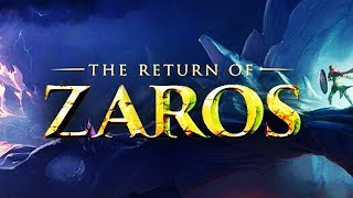 Fate of the Gods - Return of Zaros Quest - Full Playthrough with Music & Voice