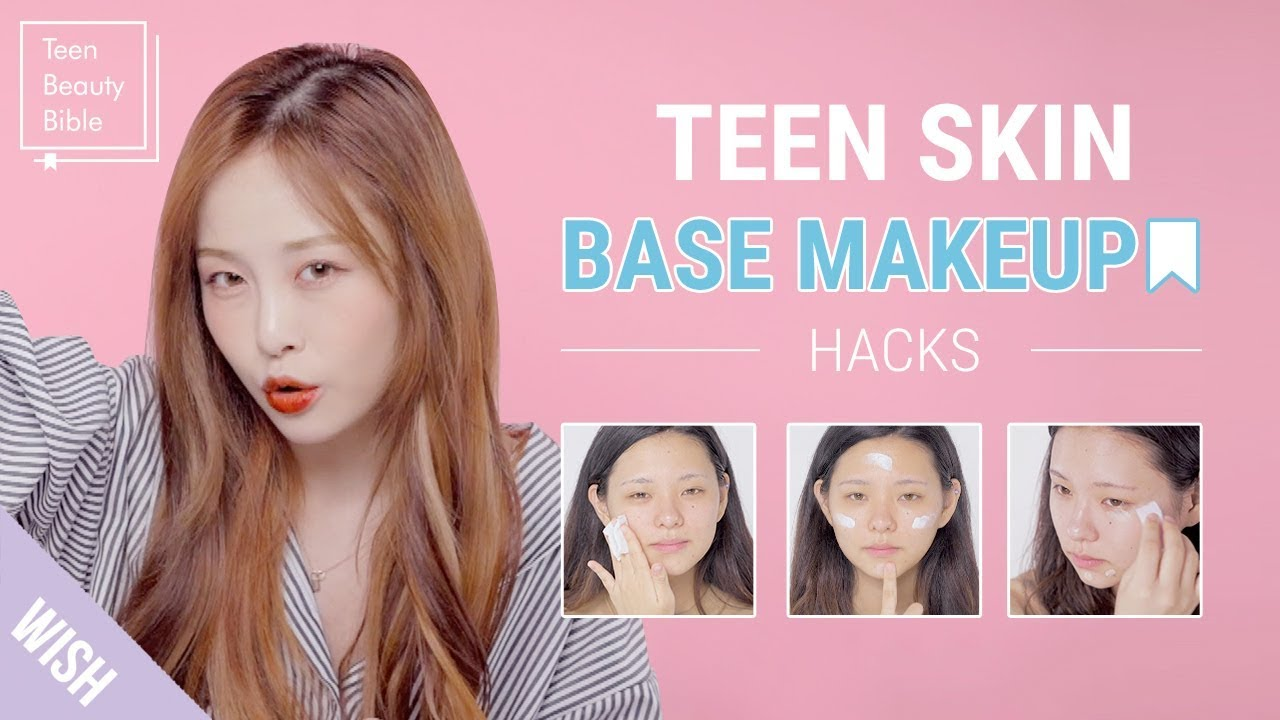 9 Tips for All Natural Makeup for Teens  From Skincare to Base Makeup  Tutorial with BB Cream