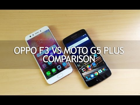 Thumbnail: Oppo F3 vs Moto G5 Plus- Detailed Comparison with Camera Samples