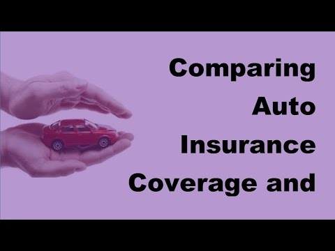 comparing-auto-insurance-coverage-and-rates-|-2017-vehicle-insurance-policy
