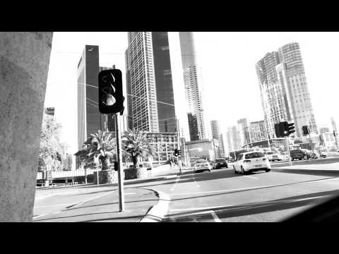 Melbourne Cycling St Kilda Road to Spencer Street CBD on a SS bike