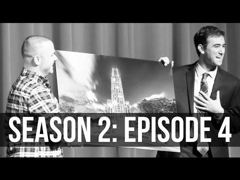 Season 2: Episode 4 (Dave DiCello, Rachele Cerrone, Maui the Therapy Dog, and O'Hara)
