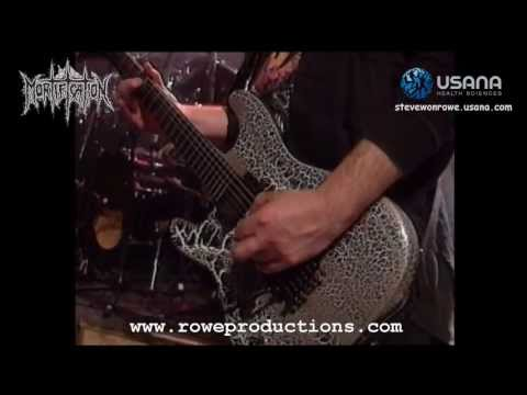 Mortification Full DVD - Live Planetarium
