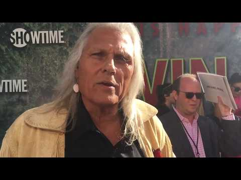 Michael Horse chats top secret 'Twin Peaks' limited series on premiere red carpet
