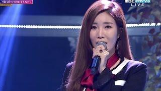 Davichi 다비치 - Beside Me (Live)
