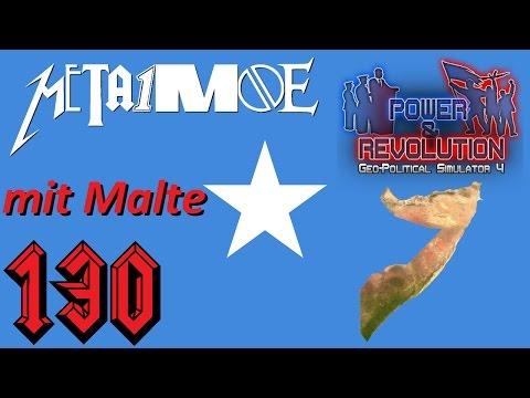 Showdown in Eritrea #130 Somalia POLITIK-SIMULATOR 4 POWER & REVOLUTION Let's Play - Deutsch