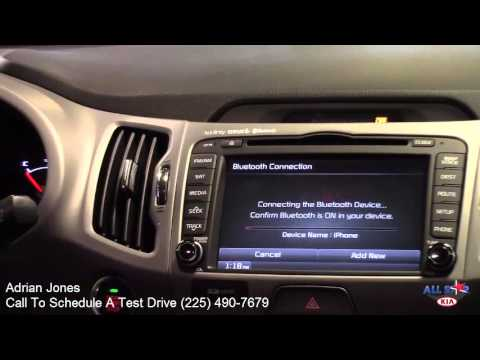 all star kia east connect phone to bluetooth on 2016 kia. Black Bedroom Furniture Sets. Home Design Ideas