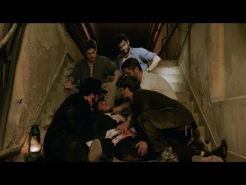 El plan de la banda salió mal: Trauman los descubrió e hirieron a Toro