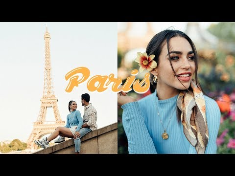 🇫🇷TRAVEL WITH ME // PARIS VLOG 🇫🇷