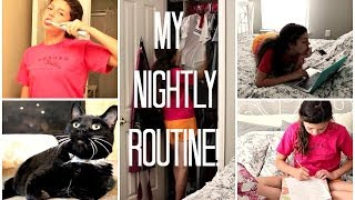 My Nightly Routine!☾ Thumbnail